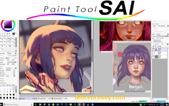 PaintTool SAI Crack 2 With Serial Keygen Full Latest Version [2020]