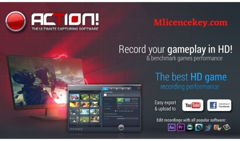 Mirillis Action 4.18.1 Crack Activation Code Torrent Download