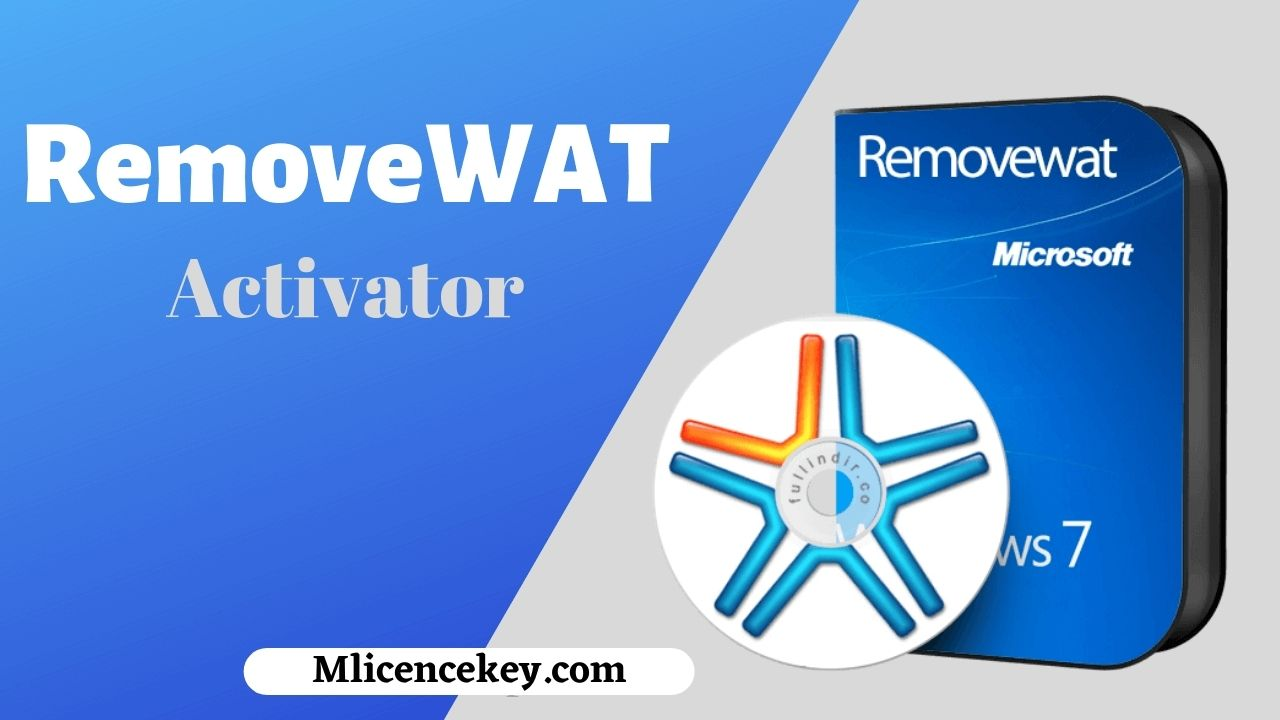 Removewat Activator 2.2.9 Crack For Windows 7,8,8.1 & 10
